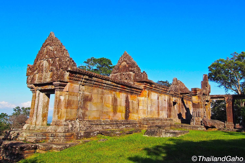 プレアヴィヒア寺院 (カンボジア世界遺産)