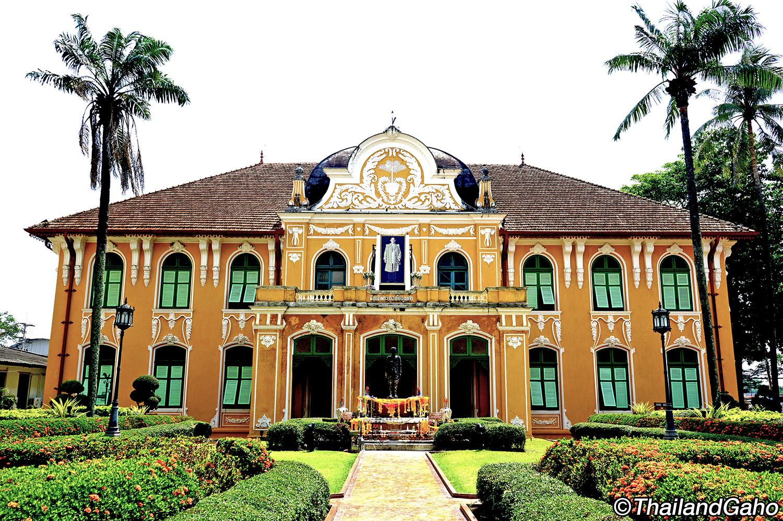 アバイブーベ 病院 博物館