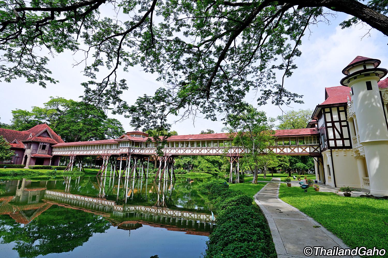ナコンパトム サナームチャン 離宮 (Sanam Chandra Palace) まるでタイのシンデレラ城、ラーマ6世の華麗な宮殿