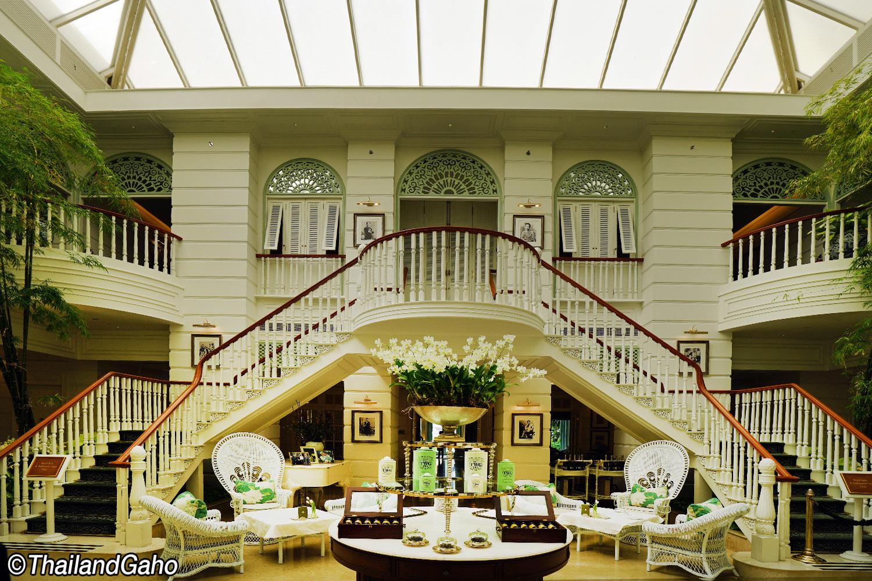 オーサーズラウンジ (Authors' Lounge) バンコク オリエンタルホテル