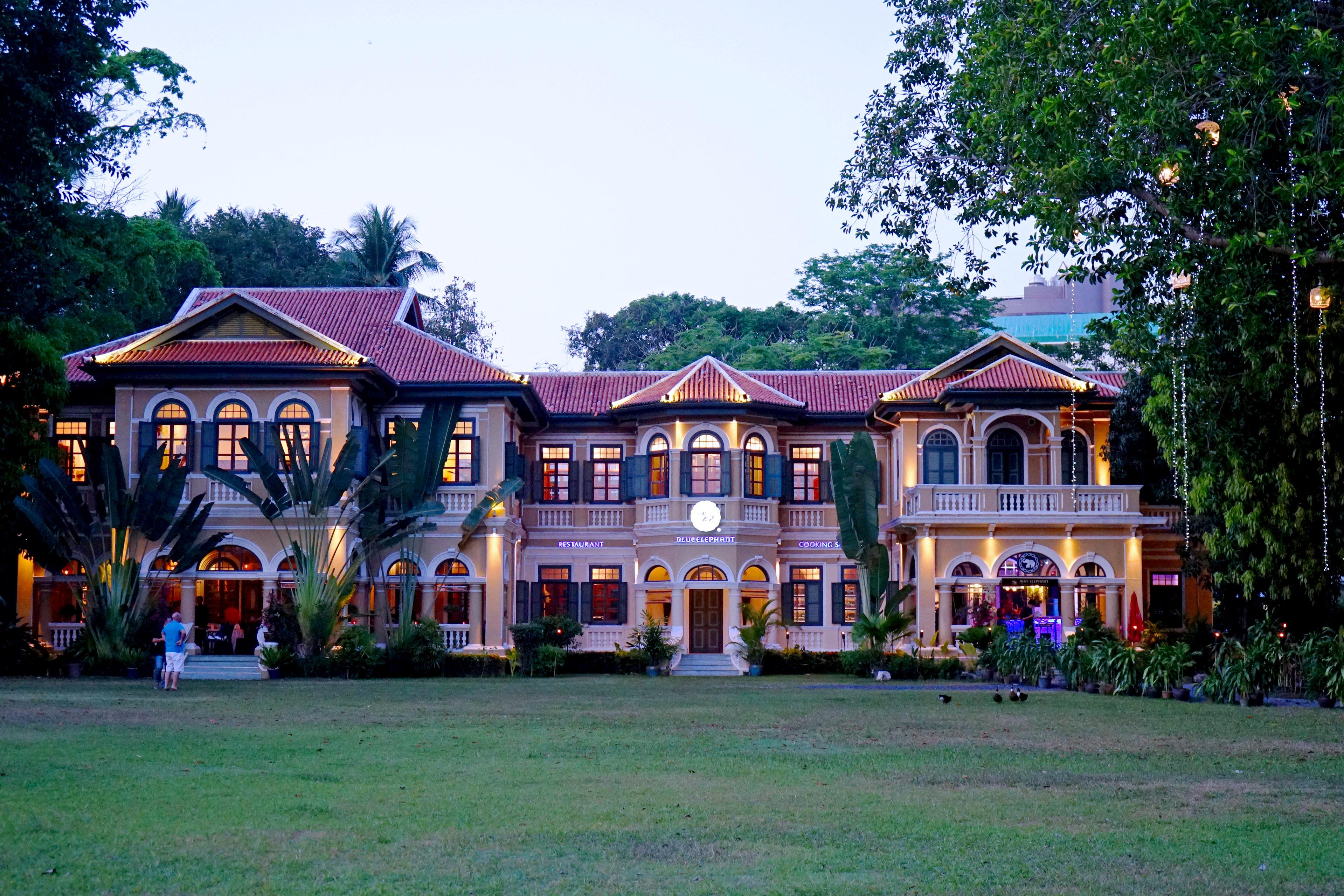 ブルーエレファント プーケット (Blue Elephant)  タイ料理店