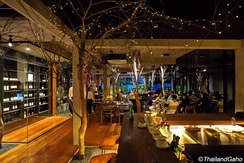 キュイジーヌドガーデン バンコク (Cuisine de Garden Bangkok) 創作西洋料理 レストラン