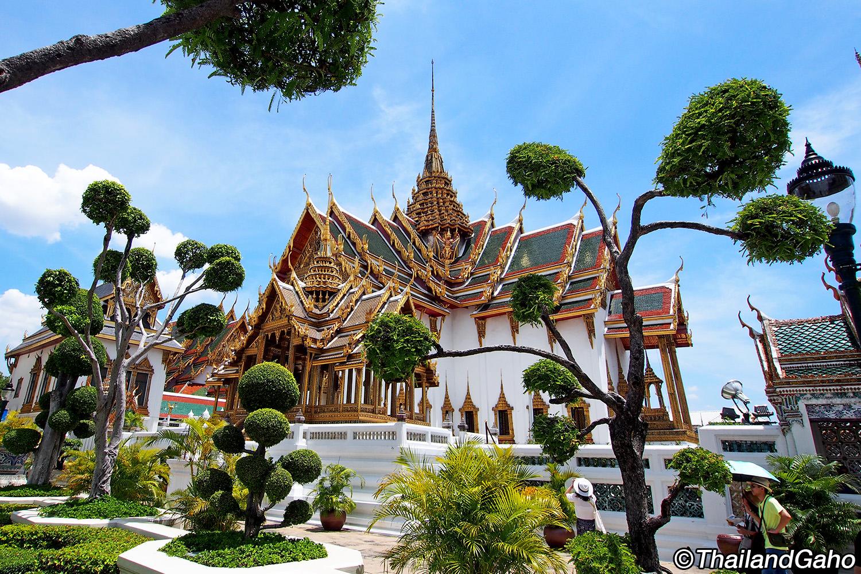 タイ 王宮 (Grand Palace) バンコク 観光